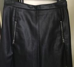 Kozna suknja H&M