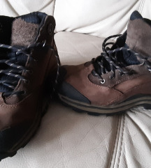cipele kožne TIMBERLAND kao nove muške