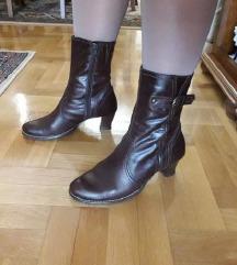 Miss Julia kozne braon cizme