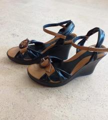 Solo kožne sandale