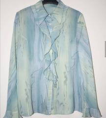 Tirkizna košulja