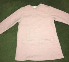 H&M roze haljinica