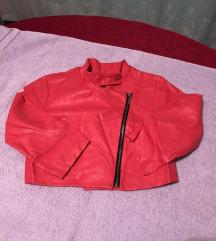 Roze kratka jaknica