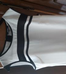 Majica Koton crno-bela