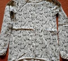 Majica sa sovama 148-152