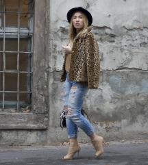 Love Moschino leopard bundica SNIZENO do 18.05