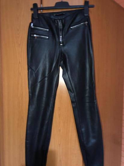 ZARA kozne pantalone XS