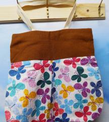 Handmade LEPTIRICI torba