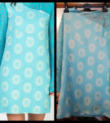 PS plava haljina nova sa etiketom