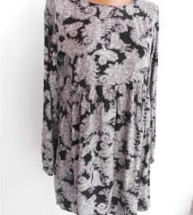 ZARA mini haljina pamucna S