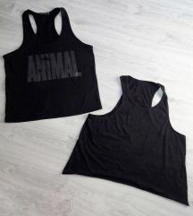 Dve atlet majice za trening