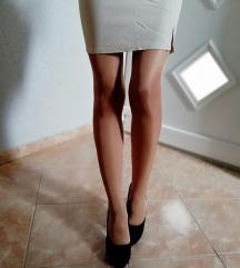 suknja nude boje 👑rasprodaja