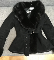 Zimska jakna s krznom