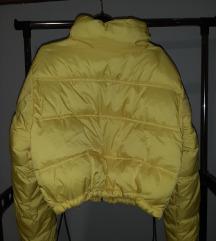 1x nosena Pull & bear jakna, gratis patike