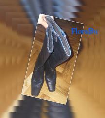 ***Extra zenske kozne cizme+POKLON***