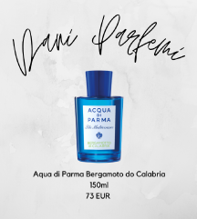 Aqua di Parma Bergamoto di Calabria