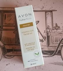 NutraEffects ulje za lice bogato vitaminima
