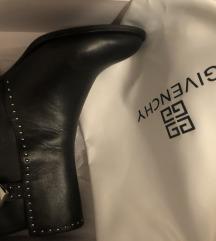 Kožne čizme Givenchy