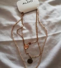 ALDO nova troslojna ogrlica