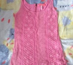 Bershka roze majica