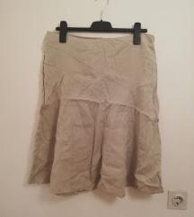 Suknja bez lanena