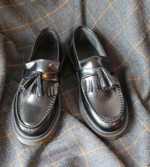 Dr. Martens Adrian Smooth Leather Tassel Loafers