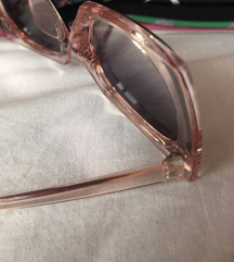 Roze providne naočare