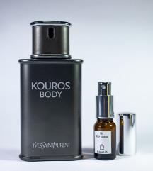 Yves Saint Laurent Body Kouros - Dekant 5/10ml