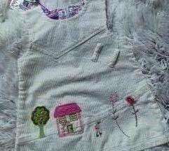 NOVO! Haljina za devojčice od 6-9 meseci