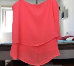 Bershka letnja majica S
