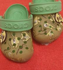 Crocs sa ribicama. C 4/5, ug. 12 cm, odgbr. 20