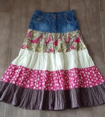 C&A suknja za devojčice, 140, NOVO