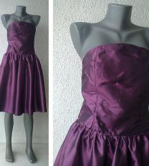 haljina top ljubičasta broj S KONSTRUKT