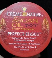 Gel za kosu sa arganovim uljem