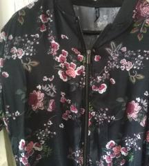 Bomber cvetna jakna tanja