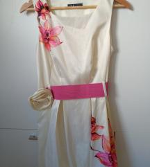 Haljina sa cvetom