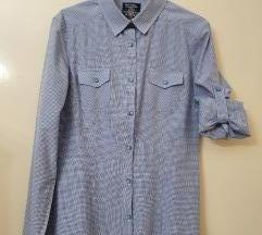 Nesal ženska košulja-Plava