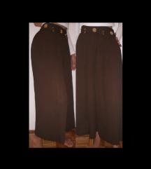 Široke pantalone-suknja XS/S SNIZENO SA 1300