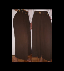 🔹️ Široke pantalone-suknja 👖👗🔹️ *AKCIJA* XS/S