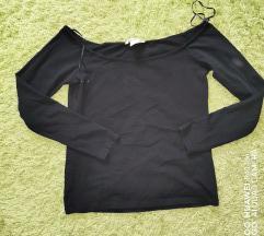H&m majica spustenih ramena