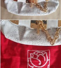 Braccialini kožna torba, original
