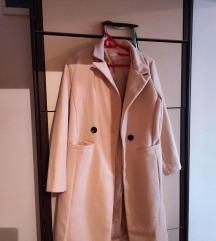 Nežno roze kaput SNIŽENO 2000 RSD