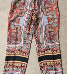 Svilene pantalone