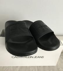 NOVO sa kutijom, Calvin Klein papuce SNIZENO