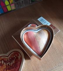 Srce hajlajter novo