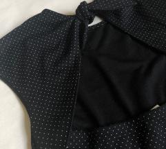 Gap haljina sa mašnom na leđima, novo