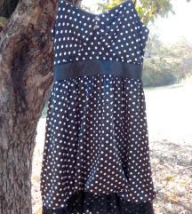 Haljina na tufnice