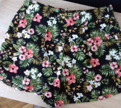 Cvetni dubok šorts