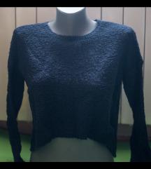 SAMO 50 vintage crop grunge džemper + poklon