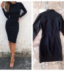 crna haljina kao nova